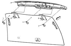 Wiring Diagram Chrysler Crossfire Spoiler by Www Ledfix Offers Cadillac Led High Mounted Third