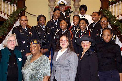 graduating class   women veterans civic