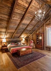 45, Warm, And, Cozy, Rustic, Bedroom, Decorating, Ideas