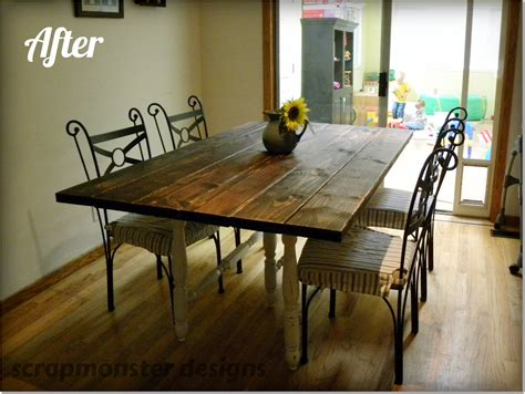 how to build a rustic table build rustic dining table large and beautiful photos