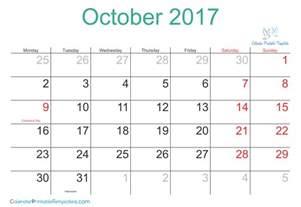 January 2017 Calendar with Holidays Printable