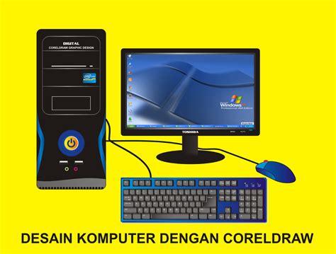 desain komputer  coreldraw