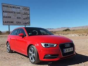 Quelle Audi A3 Choisir : la nouvelle audi a3 sportback l preuve marocaine ~ Medecine-chirurgie-esthetiques.com Avis de Voitures