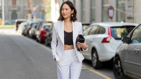 Stylish Summer Suits For Women And How To Wear Stylecaster
