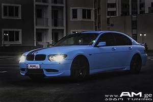 Am Auto : bmw club goergia 745 sky blue car wrapping auto am ge ~ Gottalentnigeria.com Avis de Voitures