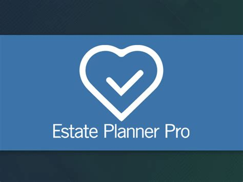 Estate Planner Pro: Lifetime Subscription | StackSocial