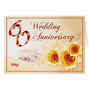 60 wedding anniversary cards photo card templates With 60 wedding anniversary wishes