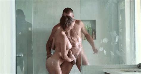 Shower Sex Sexy Massage Handjob With Pussy Fingering