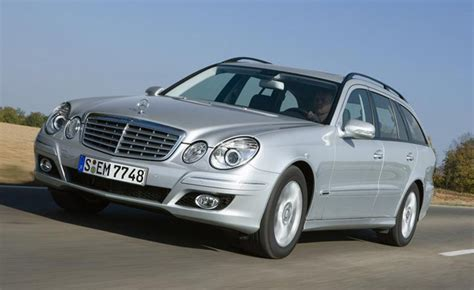 Not too slow, not crazy performance that makes you stay up all night driving. Mercedes E350 Wagon Recalled for Faulty Rear-Suspension » AutoGuide.com News