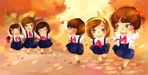 Anime Best Friends Wallpaper - friends forever hd wallpapers weneedfun