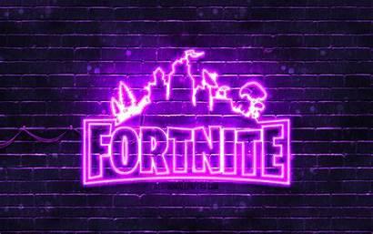 Fortnite Neon 4k Wallpapers Violet Desktop Games