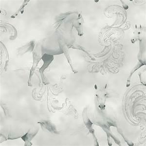 Kinderzimmer Tapete Mädchen : tapete camarillo pferde wandtapete pferd m dchen kinderzimmer arthouse sehr edel ebay ~ Frokenaadalensverden.com Haus und Dekorationen