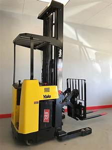 Ces  20381 2005 Raymond Easi R40tt Reach Forklift 211 U0026quot