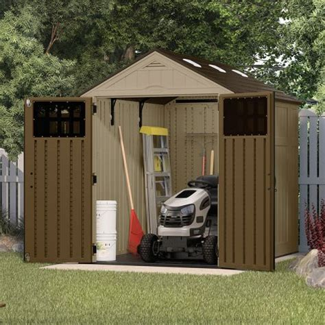 Garden Shed 8x6 Best Price by 6 X 8 New Adlington Three Shedstore