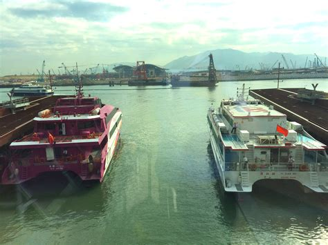 Ferry Hong Kong To Shenzhen by How To Get From Hong Kong Airport To Shenzhen Via Ferry