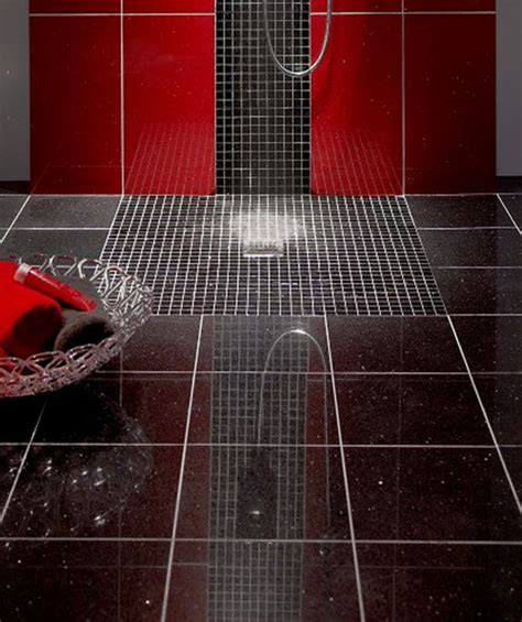 26 black sparkle bathroom tiles ideas and pictures