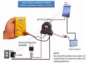 How To Connect Hall Effect Sensors And Picto Measure The