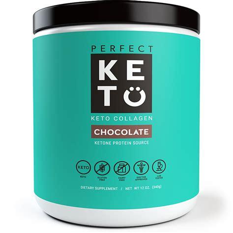 Amazon.com: Perfect Keto Protein Powder - Pure Grass-fed
