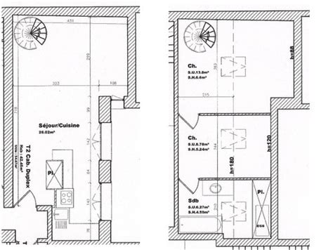 chambre en enfilade besoin d 39 idée agencement appartement chambres enfilade