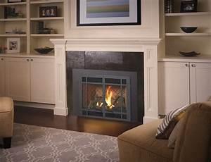 Fireplace Xtrordinair - 34 Dvl Gas Fireplace Insert