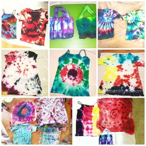 Tie Dye Party Play Date Lauras Crafty Life