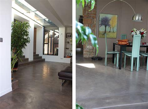 beton cuisine maison ancienne caluire beton cire lyon grenoble