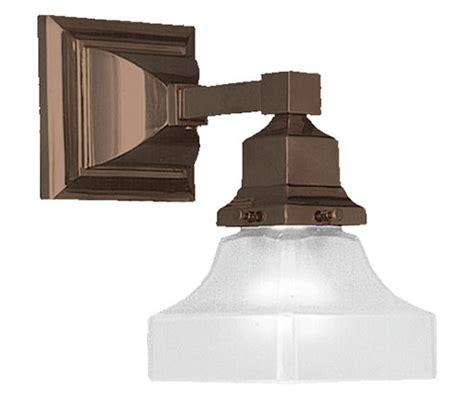 vintage hardware lighting mission style single