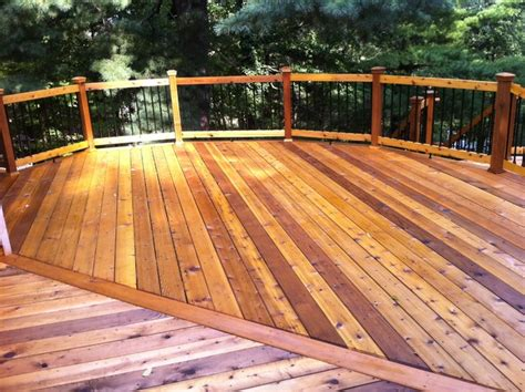 Port Huron Mi Cedar Deck  Traditional  Deck Detroit