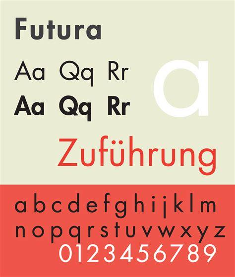 advanced typography publication design futura