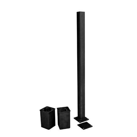 veranda post install kit for 42 in railing 73012487 the