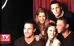 The gallery for --> Katie Cassidy And Stephen Amell Gif