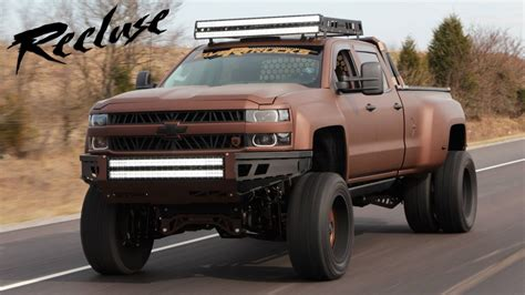 "2015 Chevrolet Silverado 3500 Hd ""recluse""  Gm Authority"