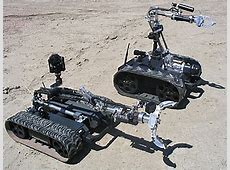 Navy to purchase MMP30 bombdisposal robots from The