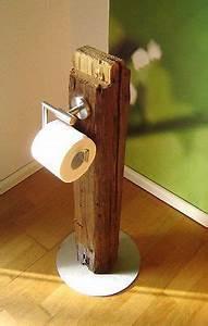 Toilettenpapierhalter Stehend Design : design toilettenpapier halter einzelst ck massivholz dachholz fu edelstahl in 2019 ~ A.2002-acura-tl-radio.info Haus und Dekorationen