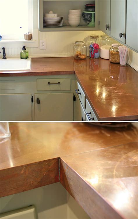 diy countertop projects decorating  small space