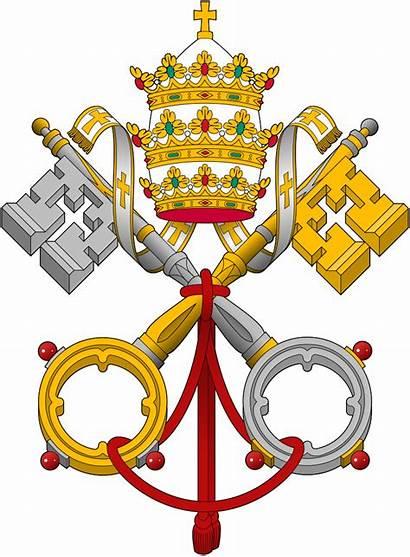 Vatican Emblem Svg Wikimedia Commons Wikipedia Pixel