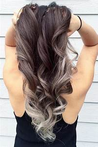 33 Stunning Silver Ombre Hair Ideas You'll Ever See ...