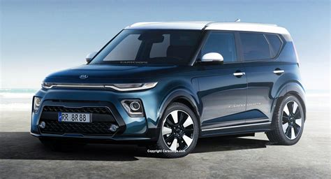 2020 Kia Soul Interior by 2020 Kia Soul Looks Interior Engines And Everything