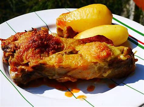 cuisiner des manchons de canard recette de manchons de canard