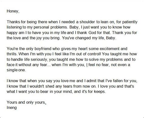 sex letters to my husband sample letters to boyfriend 16 free documents in 24826 | e542002ea23e59f85c36ad6d718561d2