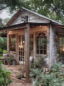 15, Stunning, Garden, Shed, Ideas
