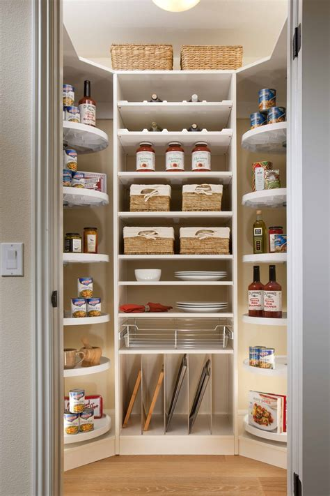 great pantry  san marino  woodbury lazy susan side shelves  racks  cutting boards