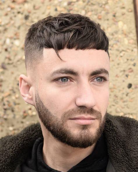 popular hair styles caesar haircut