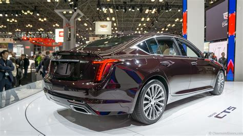impressions cadillac ct york auto show cheers