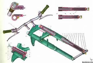 Ural M63 Forks Diagram