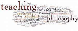 Articulating Your Teaching Philosophy