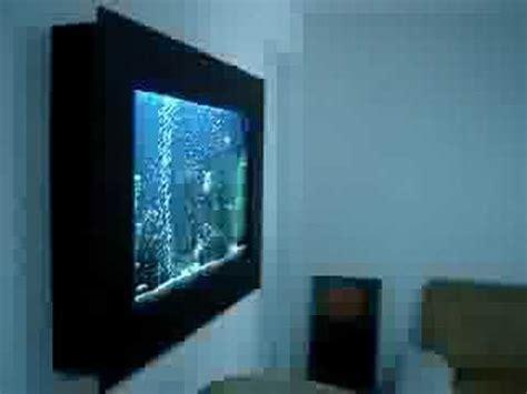 acuario plasma en madera youtube