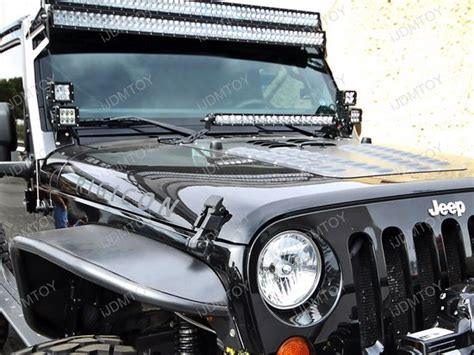 2pcs 50 quot 480w high power led light bars for jeep wrangler jk