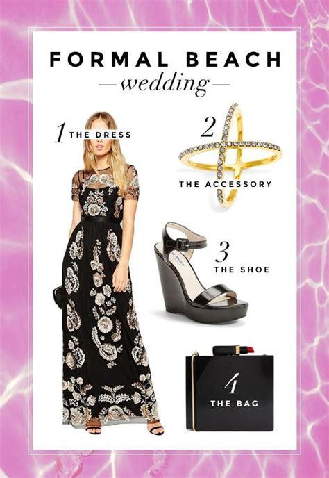 beach formal attire ideas  pinterest wedding