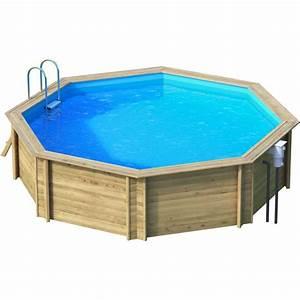 Piscine Hors Sol Bois Petite Dimension : piscine hors sol bois weva octogonale proswell ~ Zukunftsfamilie.com Idées de Décoration